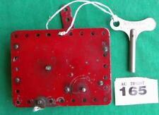 PP165 Vintage Meccano clockwork motor with key