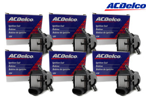 D585 ACDELCO UF262 Ignition Coils for Chevrolet GMC 5.3L 6.0L 4.8L C1251 SET 6