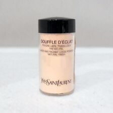 YSL SOUFFLE D'ECLAT SHEER & RADIANT NATURAL FINISH LOOSE POWDER #01- 0.13 OZ.(T)