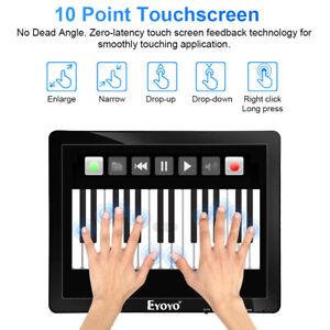 "Eyoyo 15"" Capacitive Touch Screen Monitor 1024*768 Support VGA/HDMI/USB for POS"