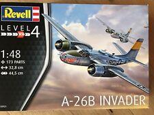 +++ REVELL a-26b Invader 1:48 03921