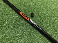 1 X New KBS Tour Custom Wedge Shaft Stiff. Black Pearl with Orange Label
