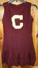 Cheerleader Supply Co. Inc. ~ Vintage 1 Piece Uniform ~ Girls