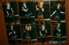 Olivia Newton John Concert Color 4X6 Photo Set Of 15 Universal Amp Physical Tour