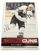 2012-13 UD REILLY SMITH #219 BRUINS ROOKIE YOUNG GUNS