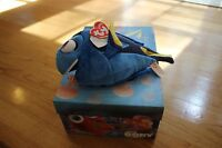 "NWT 17"" Disney Dory Finding Nemo Soft Plush Toy Stuffed Animal - Dory Gift Box"