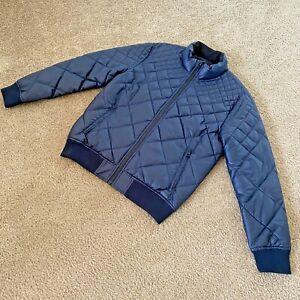 Guess Jacket - Mens - Quilted - Down - Bomber Coat - Size Large