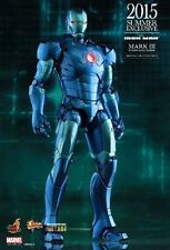 Hot Toys 1/6 Iron Man Mark 3 III Diecast Stealth Mode Version Mms324 D12