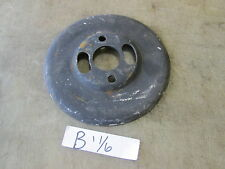 Nice Used Pulley Shield for Military HMMWV M998 Hummer