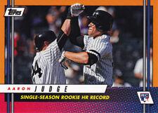 AARON JUDGE Gary Sanchez 2017 Topps On Demand Rookie Class Orange Variation J4O
