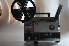 Super 8 Tonfilmprojektor Elmo ST600D 2-Track