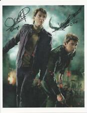 James & Oliver Phelps - Harry Potter signed photo