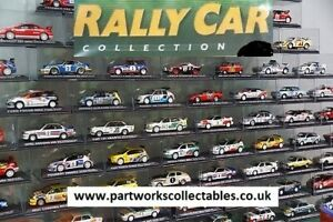 DeAgostini The Rally Car Collection