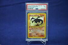 2002 Pokemon Neo Destiny 1st Edition Shining Charizard #107 PSA 7