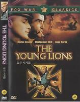 The Young Lions (1958, Edward Dmytryk) DVD NEW