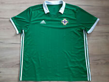 NORTHERN IRELAND! 2018! shirt trikot camiseta jersey maglia! 5,5/6 ! 2XL adult@