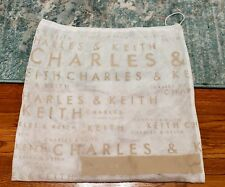 CHARLES & KEITH Storage Bag 17 x 18 inches for Medium Size Purse