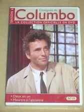 DVD SERIES / COLUMBO N° 19 / DEUX EN UN + MEURTRE A L'ANCIENNE / NEUF CELLO