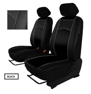Eco-Leather Tailored Front Seat Covers for  RENAULT MEGANE Mk4 2016 - on