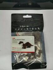 Nanoblock Small Clawed Otter NBC_119