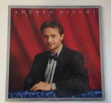 Amedeo Minghi – Serenata - Italia 1987 - LP