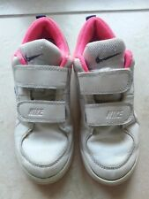 lotto 665 scarpe ginnastica NIKE bianche bimba bambina n. 31 EUR