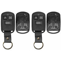 2 New Remote Key Keyless Fob Case Button Pad Housing Replacement For Hyundai 3 B