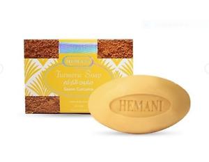 Hemani Turmeric Soap - 75g