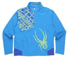 Spyder Boys' Commander Dry W.E.B. T-Neck Thermal Shirt Size XL (18 Big Boys) NWT