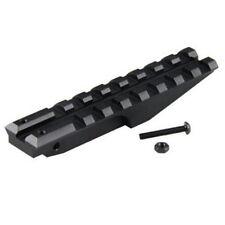 AK Rear Sight Scope 20mm Weaver ferroviario DI MONTAGGIO MOUNT BASE 47 74 UK in Alluminio