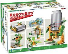 (CLASSPACK OF 10 ) OWI-MSK616 OWI SUPER SOLAR RECYCLER ROBOT DIY KIT
