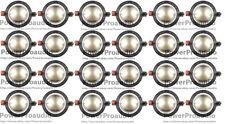 24pcs Diaphragm replacement for B&C MD/DE 75-8,75P,82,85,700,750,& EAW & NEXO