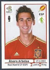 PANINI EURO 2012- #292-ESPANA-SPAIN-ALVARO ARBELOA