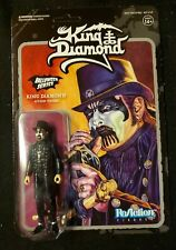 "KING DIAMOND - Halloween Series with Tophat 3.75"" Action Figure ReAction Super 7"