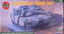Airfix 07361: US Army M1 A2 Abrams Tank in 1/35, N E U & O V P - ungeöffnet