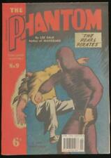 Phantom Paperback Comic Books