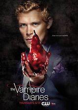 VAMPIRE DIARIES Poster Joseph Morgan PAUL WESLEY CW Ian Somerhalder NINA DOBREV