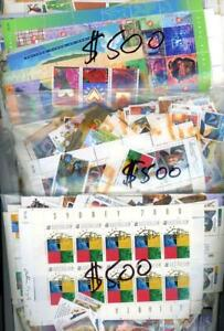 $1,500.00 Face Value of Australian Mint Postage Stamps - FREE POST!