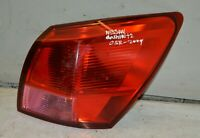 Nissan Qashqai +2 Brake Light Right Rear Qashqai O/S Rear Outer Brake Light 2009