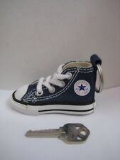 Converse All Star Keychain Chuck Taylor Key Chain Jeans Blue 100% Authentic