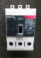 SIEMENS LGB3B050 LGB3B050B 50A 600V 3P