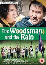 Kôji Yakusho, Shun Oguri-Woodsman and the Rain  DVD Japanese Language Film Movie