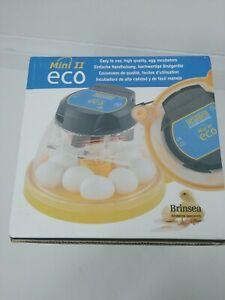 Brinsea Mini II Eco 10 egg Incubator NEW