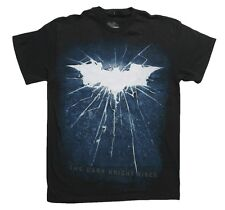 NWT Batman DARK KNIGHT RISES Tee Shirt Size MEDIUM *Official Merchndse*