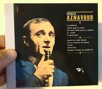 CHARLES AZNAVOUR (1965) ♦ Edition Limitée ♦ LA BOHÈME