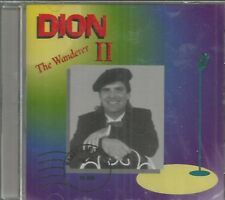 DION II - CD - The Wanderer  - BRAND NEW