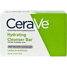 3 Pack - CeraVe Hydrating Cleansing Bar 4.5 oz Each