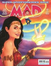 Mad Magazine #15 2020 Nm Sergio Aragones, Superhero Wonder Woman Cover