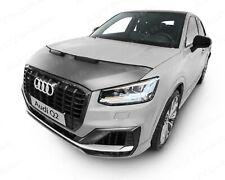 Bonnet BRA für Audi Q2 Bj. seit 2018 Steinschlagschutz Haubenbra Tuning