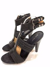 Nine West Women's Black Heels Shoes Size 8 M